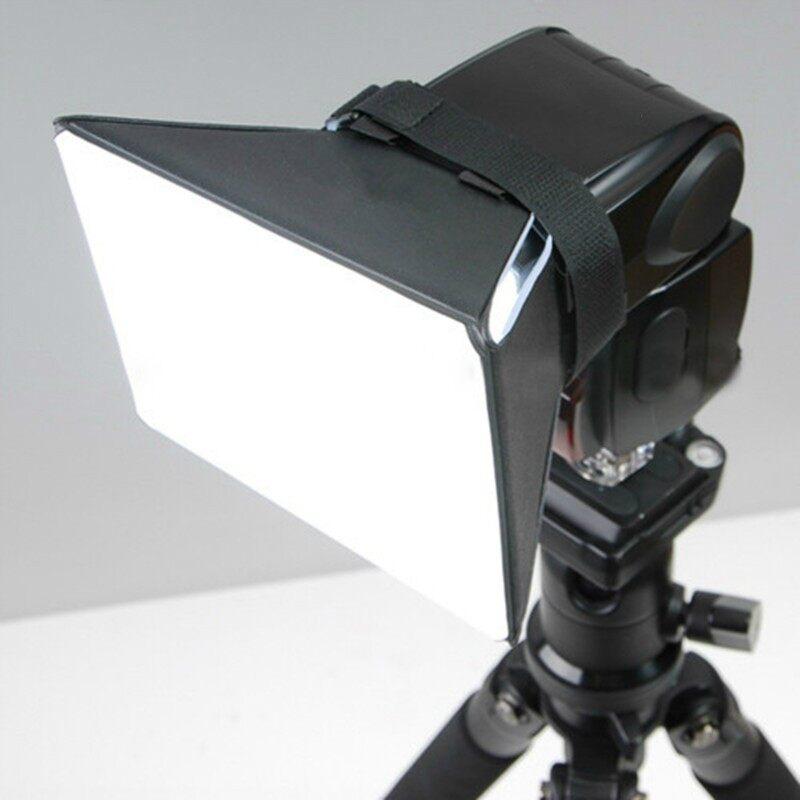 Lighting and Studio Equipment - Flash Diffuser Studio Pop-up Universal Soft Box For Canon Nikon SigOff-Camera - Camera Accessories