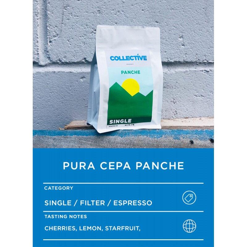 COFFEE COLLECTIVE Colombia Pura Cepa (250g) - Jenis Kisaran : Halus
