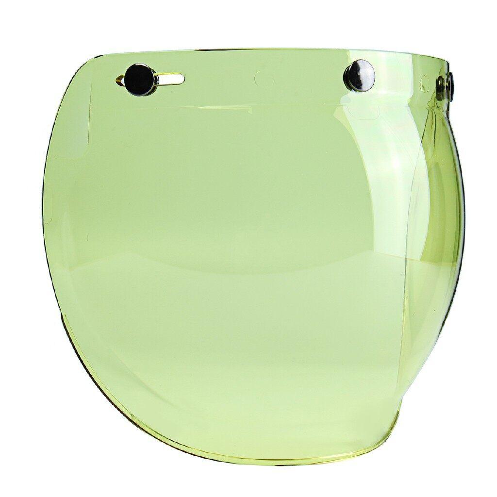 Moto Helmets - 1 SET 3Snap Sunglasses Motorcycle Helmet Bubble Visor Lens - Motorcycles, Parts & Accessories