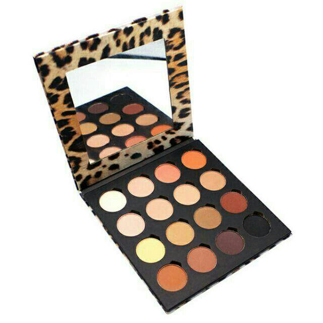 FREE GIFTLeopard Pro Eyeshadow Palette 16 Colour