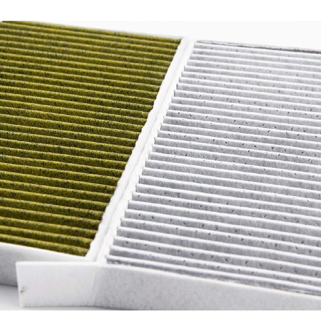 Engine Parts - Air Conditioning Filter With Activated Carbon 1107681-00-A For Tesla Model 3 - Car Replacement
