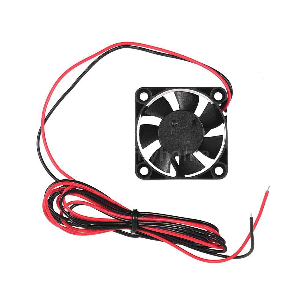 Printers & Projectors - Creality 3D 4010 Brushless Cooling Fan 40 40 10mm 24V DC with Ball Bearing for Ender 3 3D - MULTICOLOR