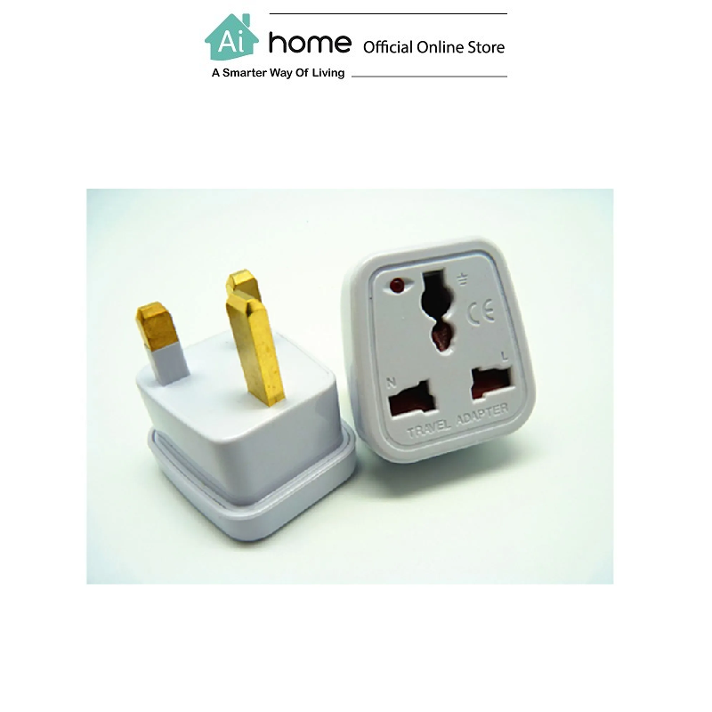 SOUNDTEOH Travel Adapter OP-13 with 1 Year Malaysia Warranty [ Ai Home ] SOUNDTEOH Travel Adapter