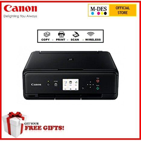 Canon PIXMA TS5070 Wifi All-In-One Color Inkjet Printer
