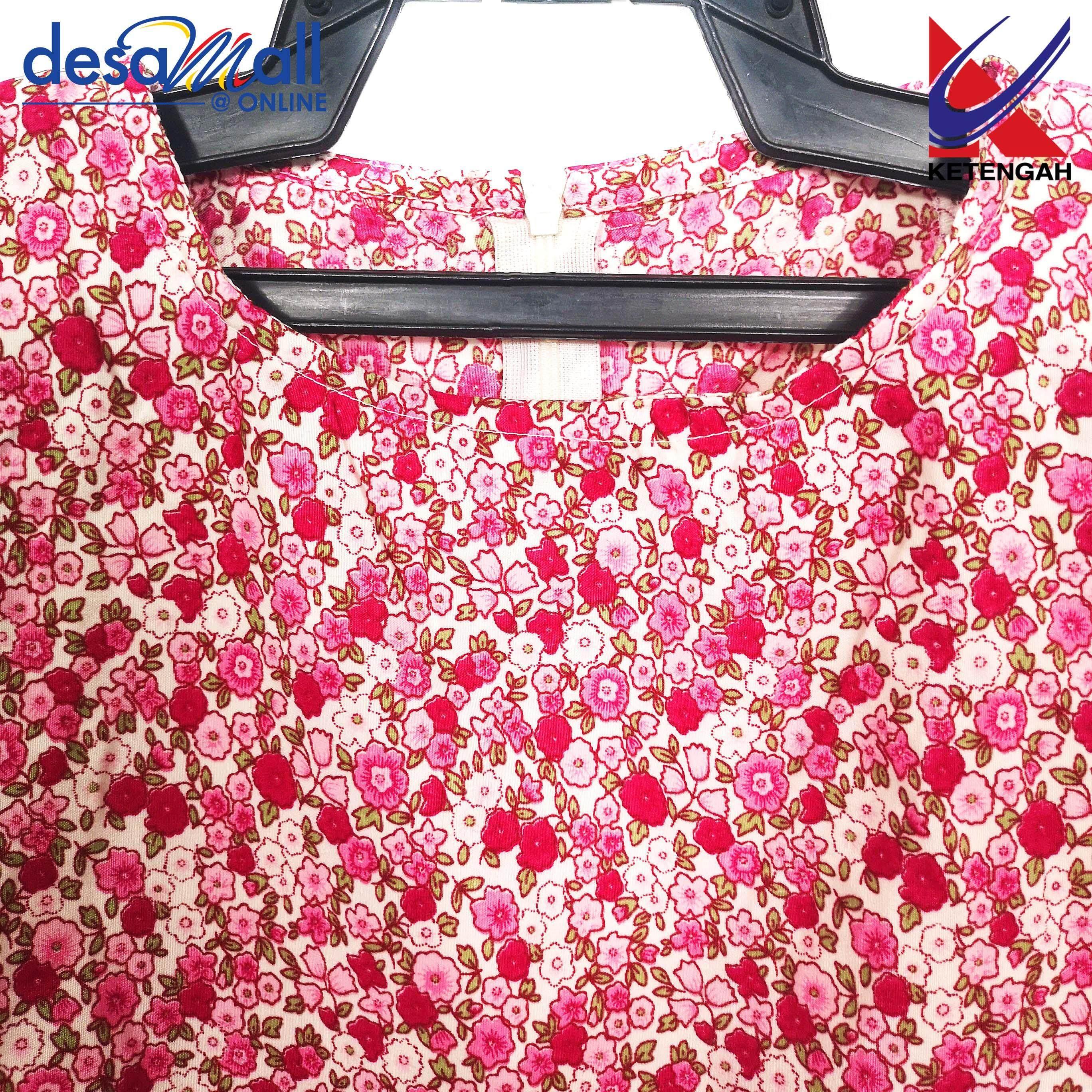 Baju Kurung Cotton (Saiz XXL) JUE IZZARA