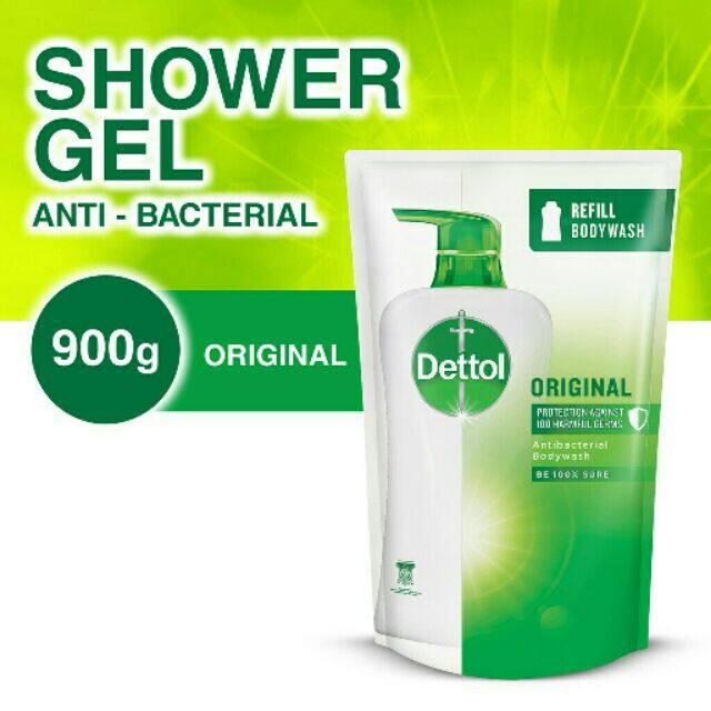 DETTOL Body Wash 900g Refill Pack - Original