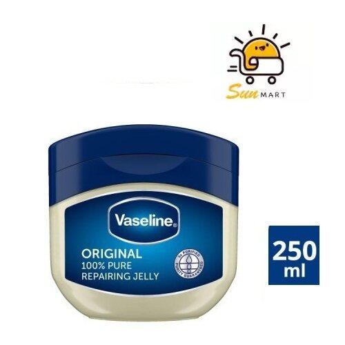 VASELINE PETROLEUM JELLY (250G)