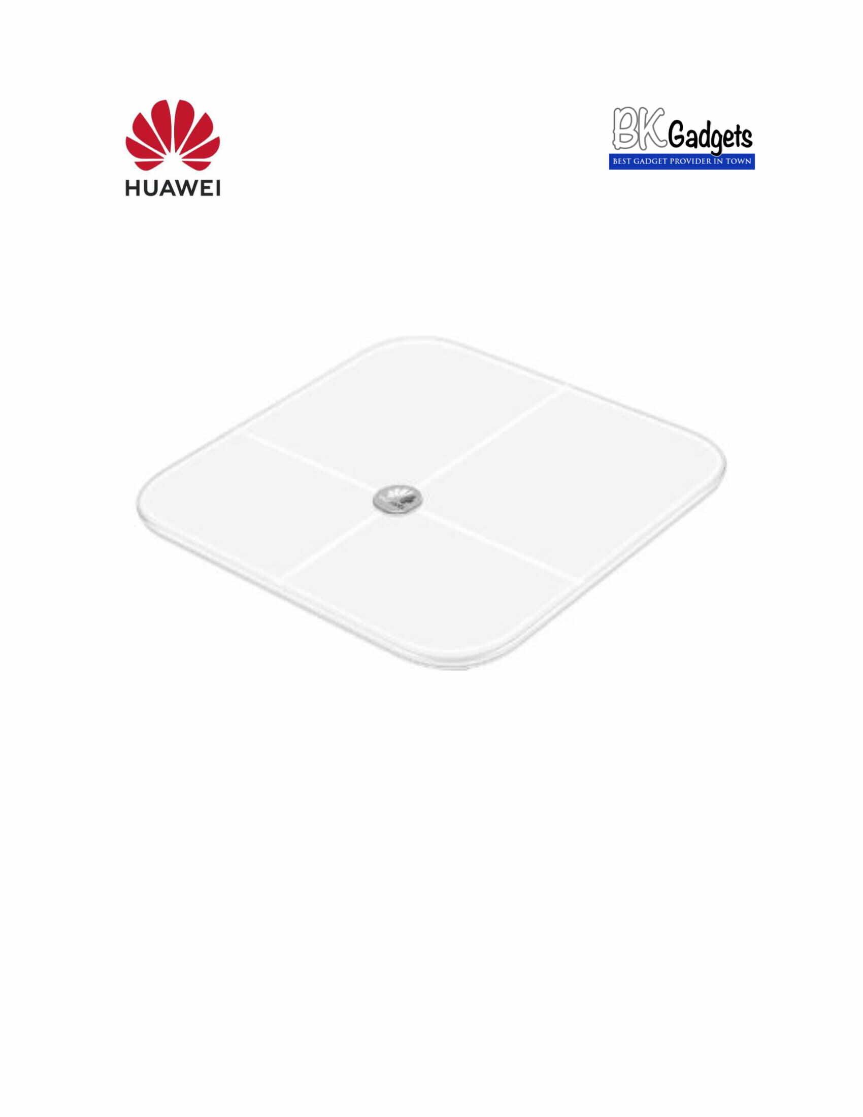 HUAWEI Body Fat Scale AH100 [ White ]