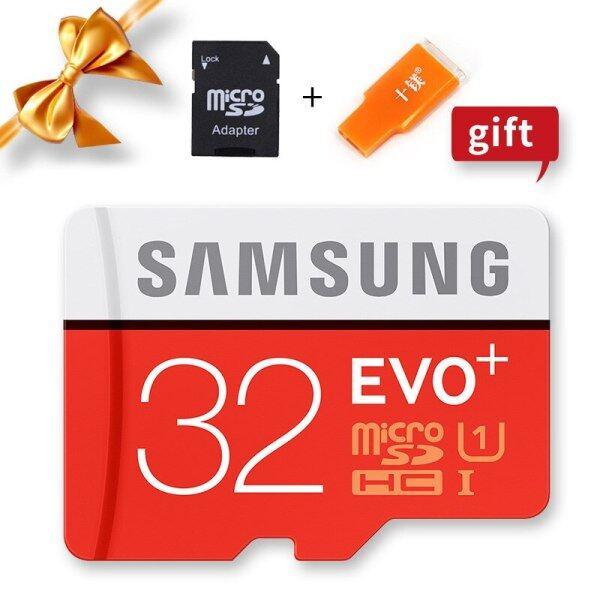 Bảng giá Samsung Micro SD Ban Đầu 100 MB/giây 512GB 256G 128GB 64GB 32GB Bộ Nhớ Thẻ USH-3/USH-1 SDXC Lớp EVO Plus TF SD Micro Thẻ Phong Vũ