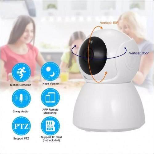 V380 Wireless WiFi Smart Net CCTV IP Camera H.265/1080P Full HD
