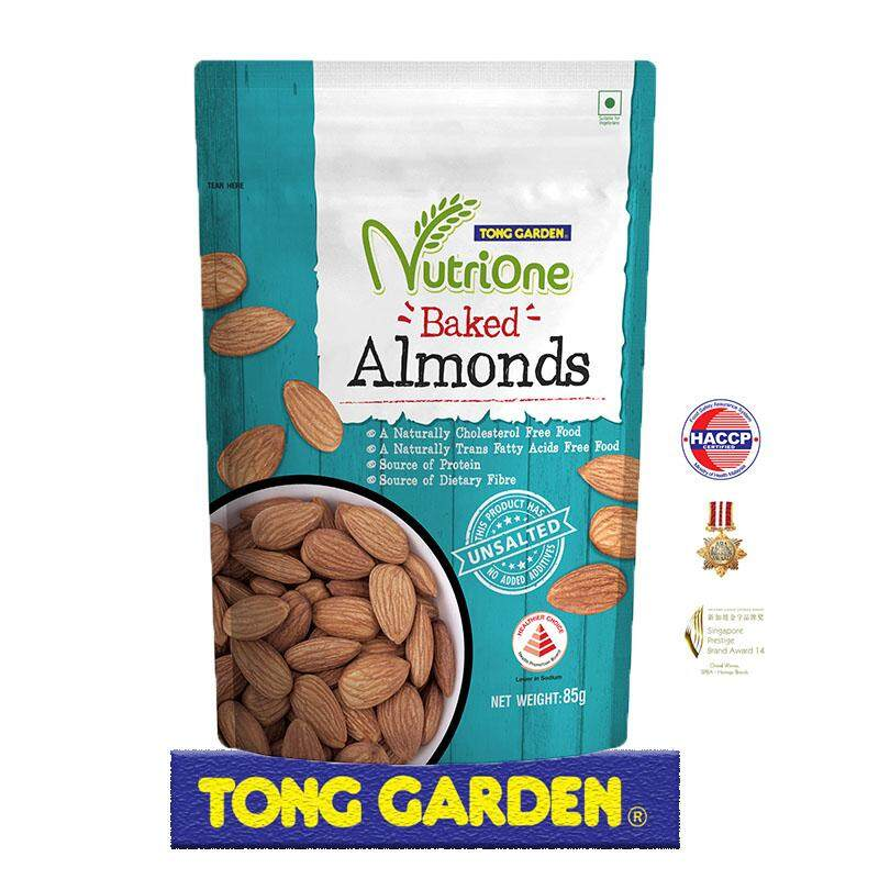 Nutrione Baked Almonds 85G