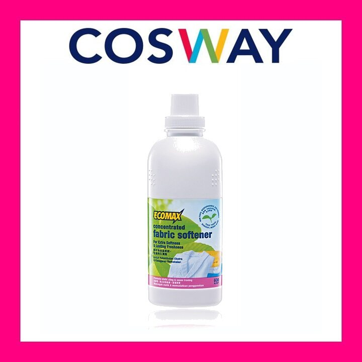 [Ready stock] COSWAY Ecomax Concentrated Fabric Softener