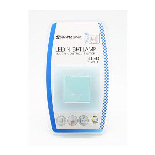 Soundteoh (SL-493) Led Touch Sensor Control Night Light