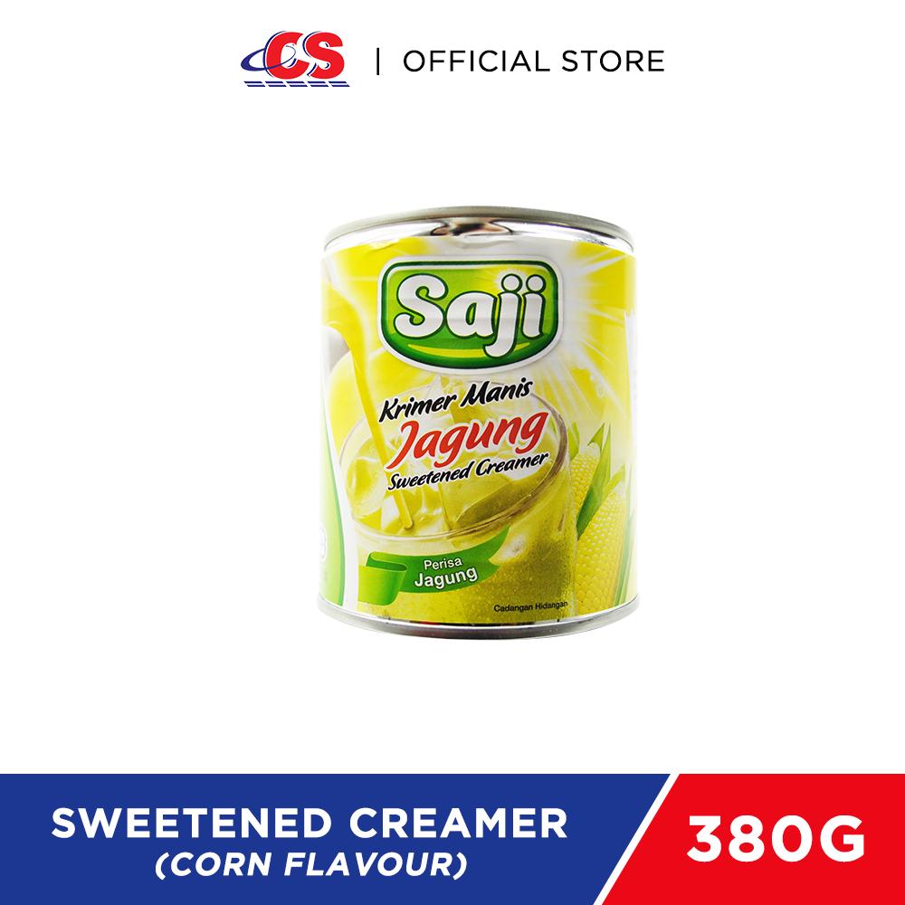 SAJI Corn Sweetened Creamer 380g