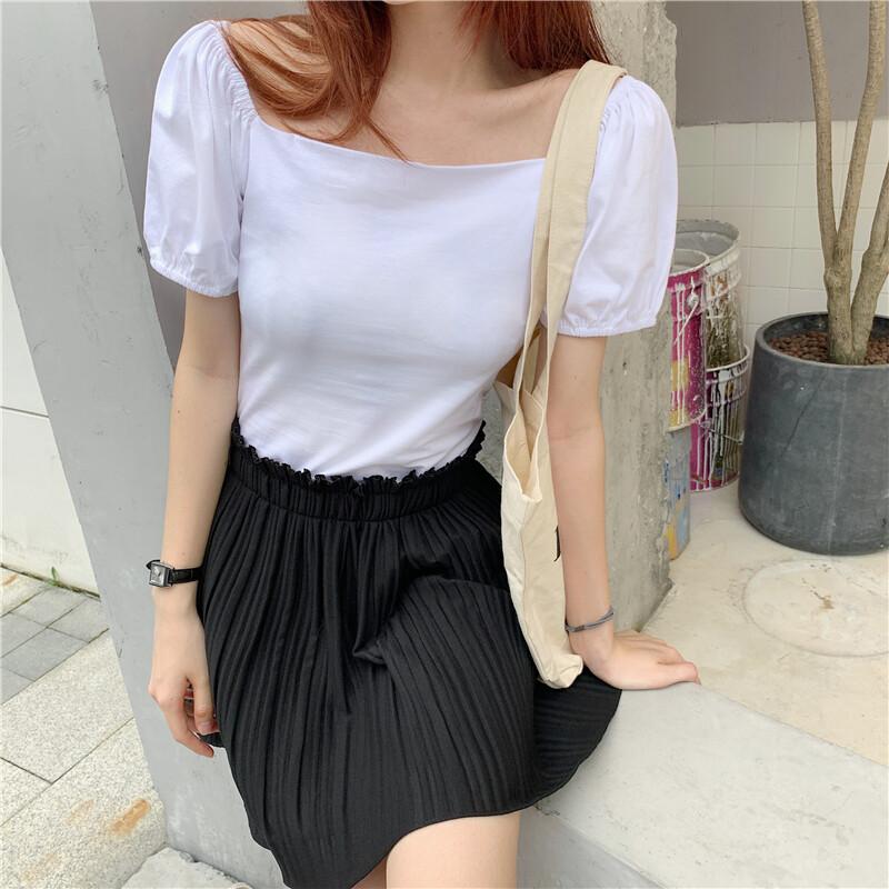 (Pre Order ETA 30/4) JYS Fashion Korean Style Women Off Shoulder Top Collection 540 - 1232