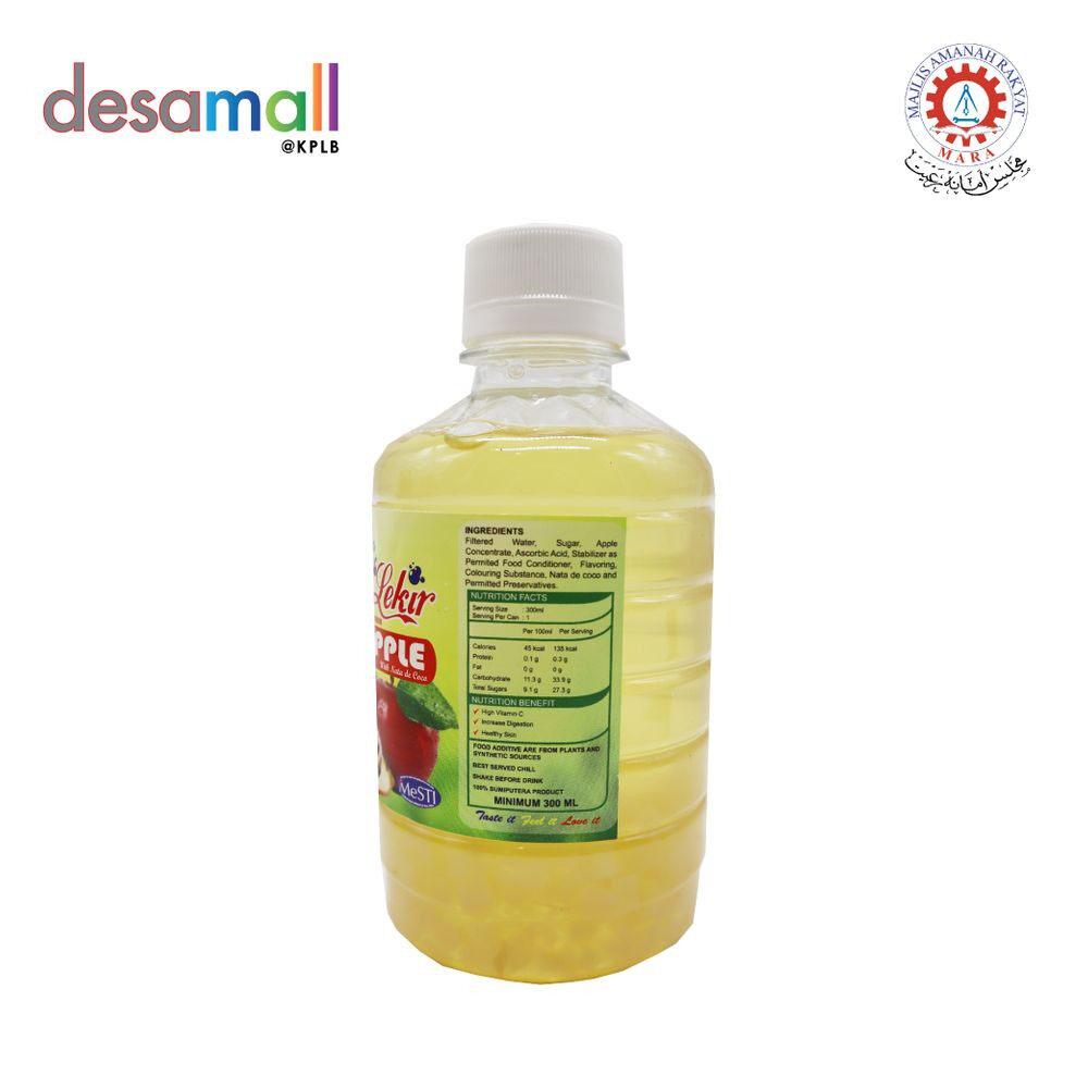 NORZA'S Fruit Drink - Apple (300ml)