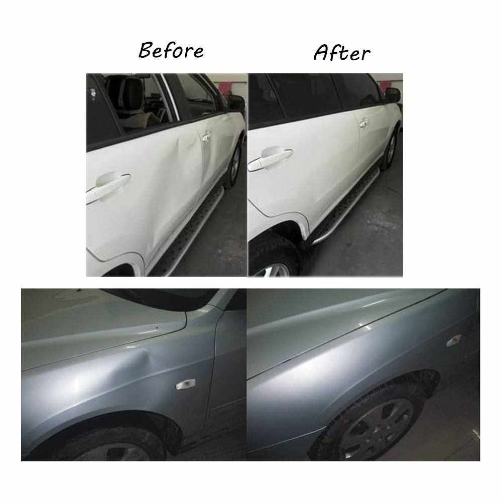 Paintless Dent Repair Tool Dent Removal Repairing Kit 43pcs Car Dent Lifter Hammer Tap Down Tools Mixed Pulling Drawing Gasket Glue Tab (Standard)
