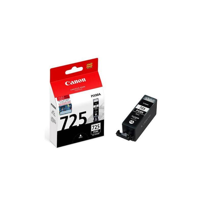 Canon PGI-725 / CLI-726 Ink Cartridge Black Pigment