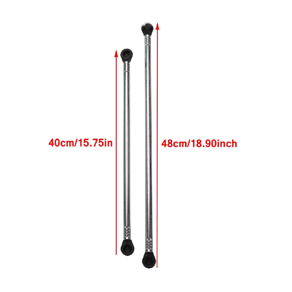 Automotive Tools & Equipment - Windscreen Wiper Linkage Push Rod Arms Repair Kit For VAUXHALL C SIGNUM 02-04 - Car Replacement Parts