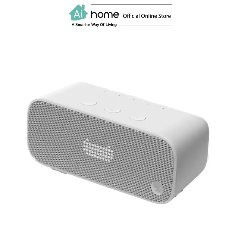 TMALL Genie IN C2 [ Smart Speaker ] Build in Tmall Assistant with 1 Year Malaysia Warranty [ Ai Home ] TC2W