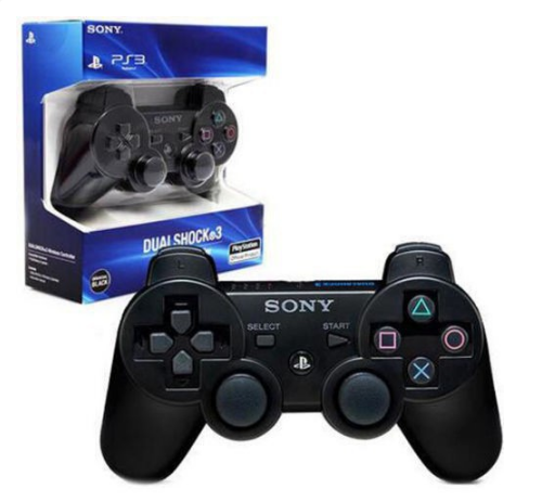 (1 Year Warranty) 1:1 PS3 Playstation 3 Wireless Dualshock 3 SIXAXIS PS3 Controller