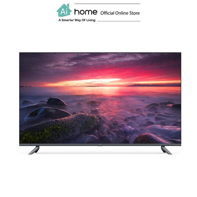 "[ PREORDER ] XIAOMI AI 4K HDR Smart TV PRO 2GB+32GB E55S (Gray) 55"" with 1 Malaysia Year Warranty [ Ai Home ]"