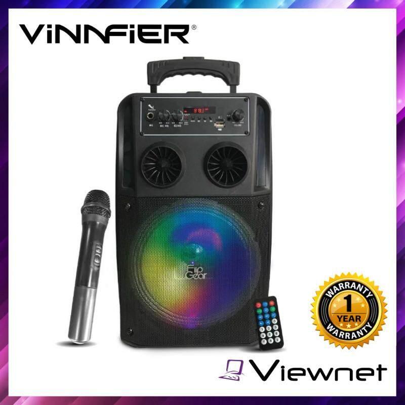 Vinnfier Portable Bluetooth Tango 211WM Speaker (Wireless Mic)