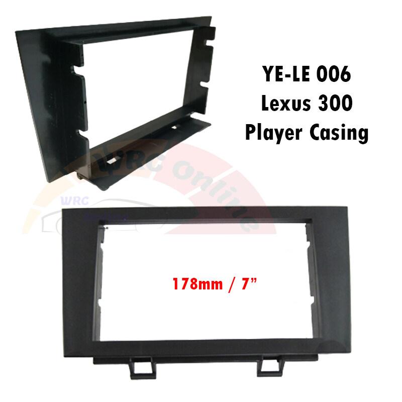 YE-LE 006 Lexus 300 Player Casing (Black)