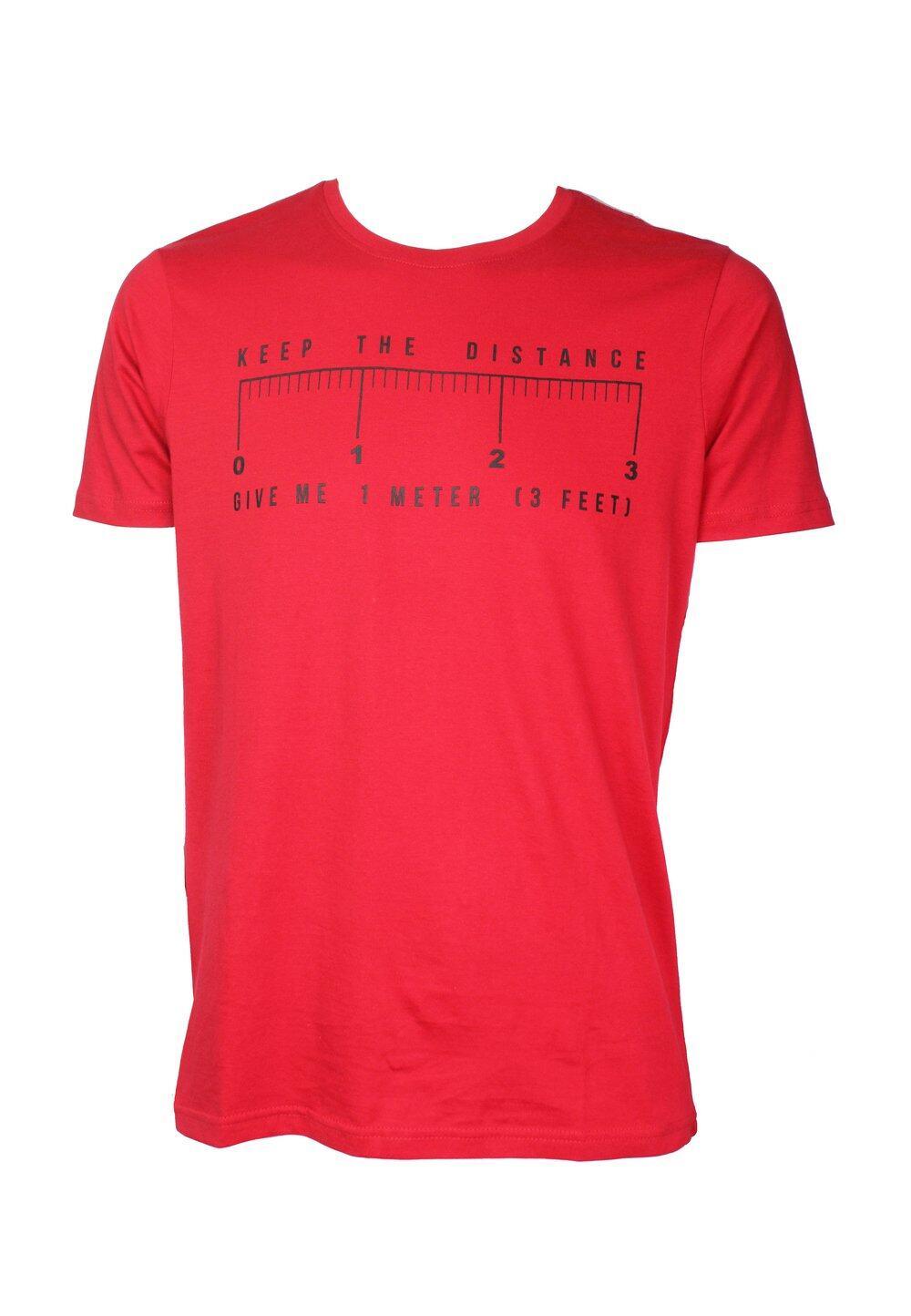 Printed Roundneck T-shirt 972