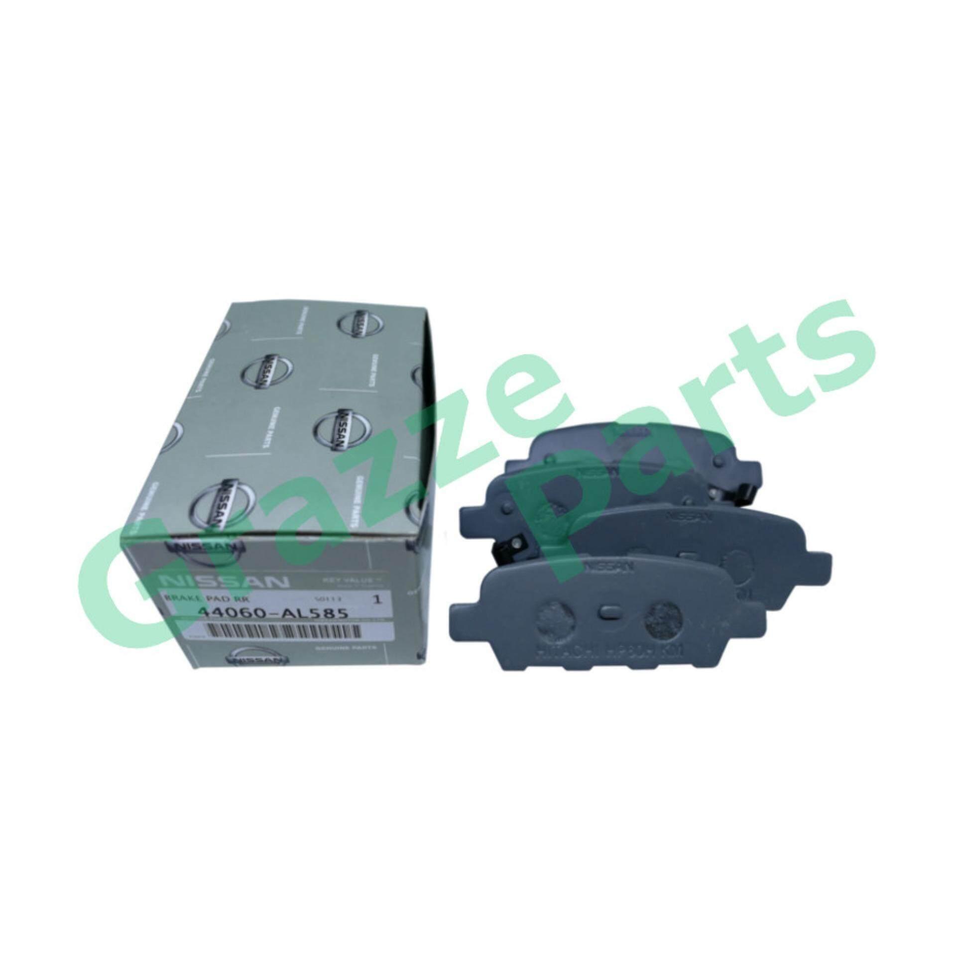 Nissan rear brake pad for X-Trail T30 Teana Serena C25 - 44060-AL585