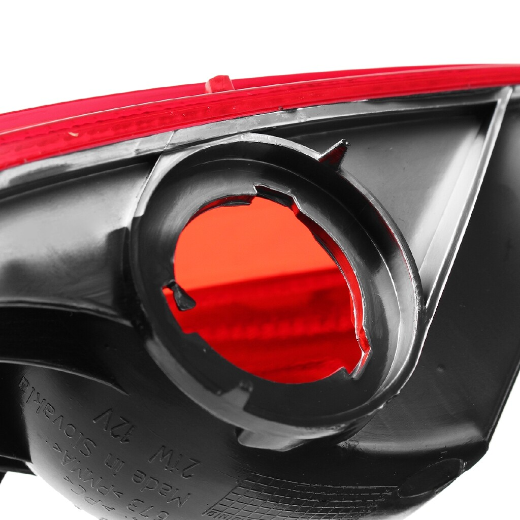 Car Lights - Left / Right Car Rear Bumper Fog Light For VW TOUAREG 11-14 RHD 7P6945701D Red - Replacement Parts