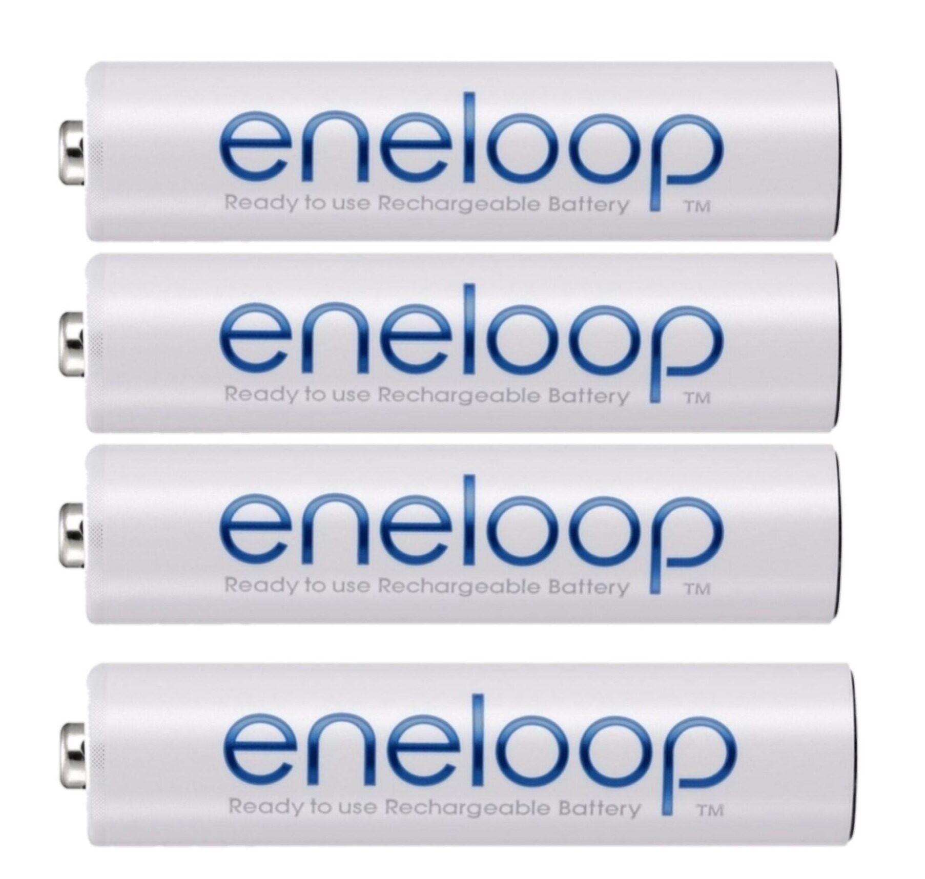 Panasonic Eneloop AAA Rechargeable Battery 800mAh (4 Pcs)
