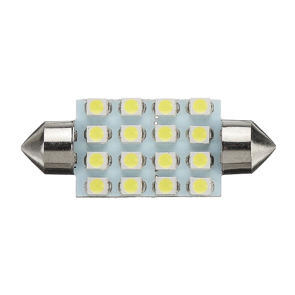 Car Lights - 14X LED Soffitte Innenraumbeleuchtung Auto Standlicht Kennzeichenbeleuchtung Kit - Replacement Parts