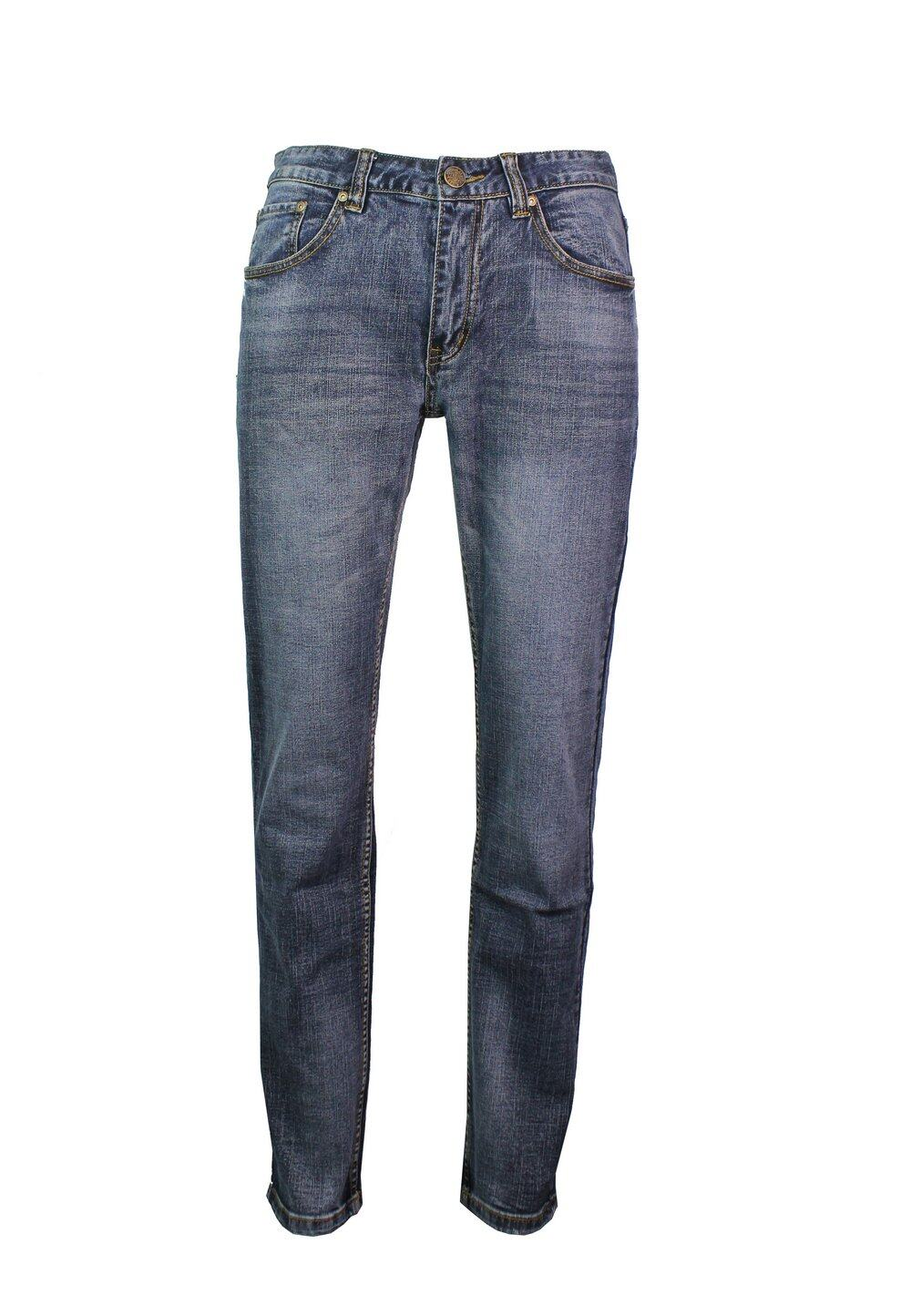 Exhaust Stretch Skinny Fit Jeans 993