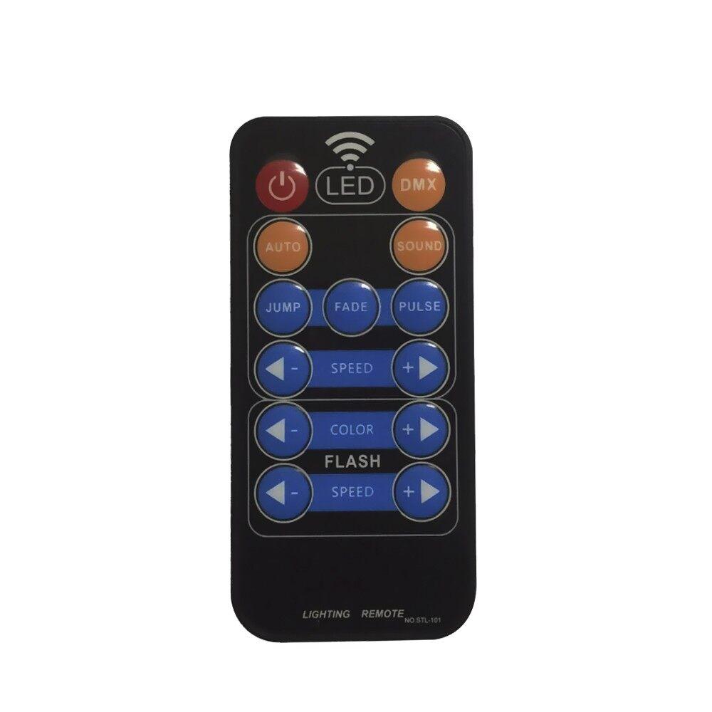 Lighting - 30W RGB UV COB LED Par Light WIRELESS Remote Control Stage Bright Smooth Li - Home & Living