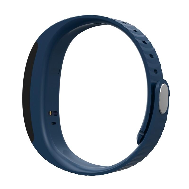 Smart Watch - Waterproof Smart Watch Bracelet Wristband Pedometer Sport Fitness Sleep Tracker - BLACK / WHITE / ROYALBLUE