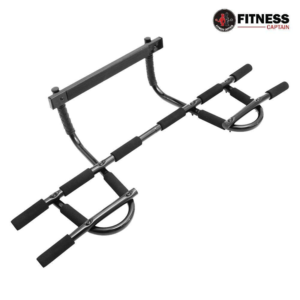 Fitness Captain Door Gym Iron Pull Up and Chin Up Bar Advance