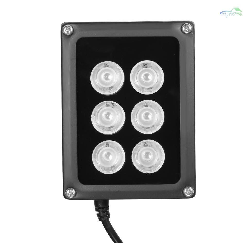 Monitors - Infrared Illuminator 15 PIECE(s) Array IR LEDS IR Illuminator Night Vision Wide Angle Long Range Outdoor - BLACK-15 / BLACK-9 / BLACK-6