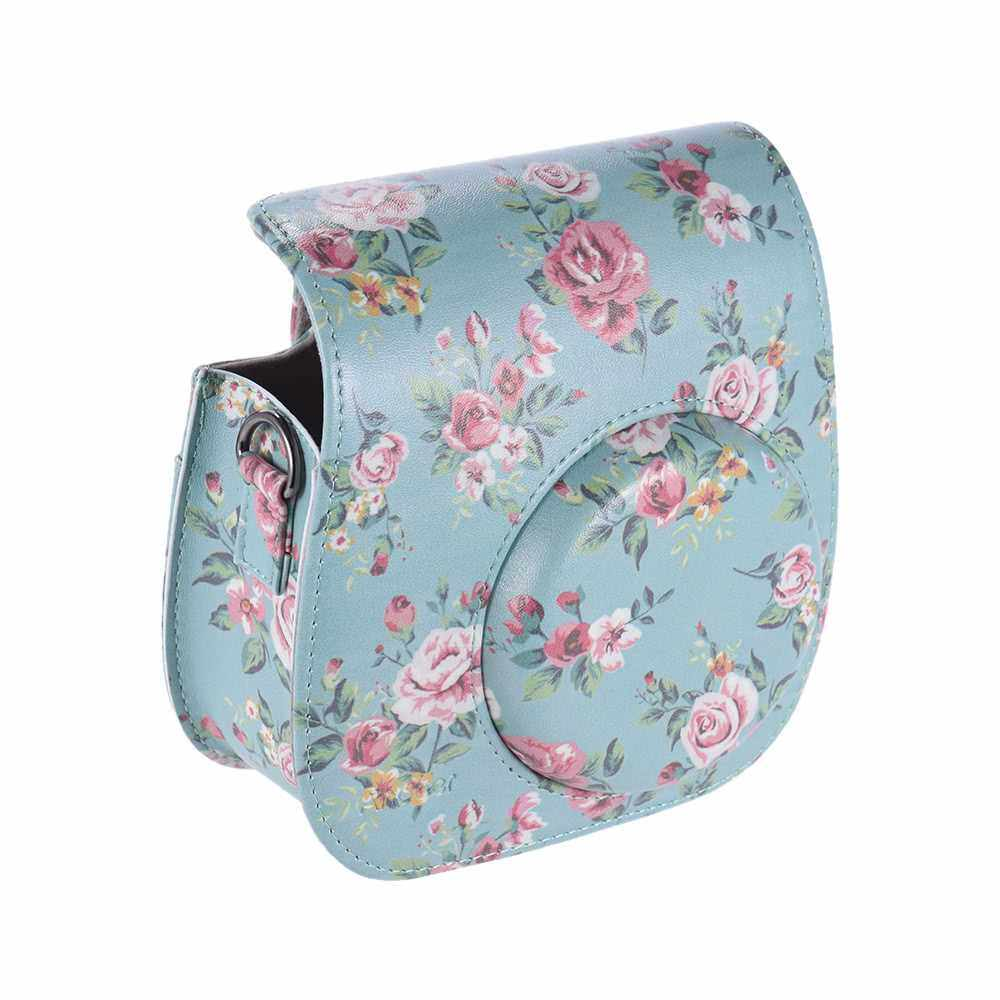 Andoer PU Protective Camera Case Bag Pouch Protector for Fujifilm Instax Mini 8+/8s/8 (2)
