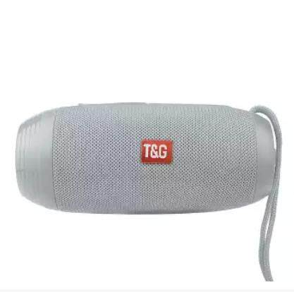 TG602 Wireless Speaker Portable With TorchLight (Fresh Import) High Quality GREY