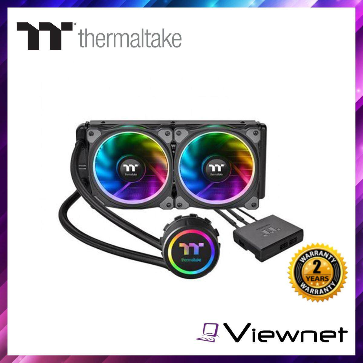 THERMALTAKE FLOE RIING 280 TT PREMIUM EDITION WATER COOLING (CL-W167-PL14SW-A)