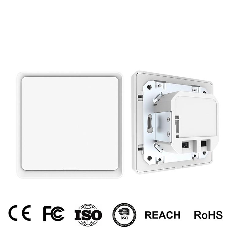 [Eardatek Home Smart Wall Switch MC Series] ZIGBEE Tuya Powered Wireless Clicky Mechanical Intelligent Mobile App AI Remote Control