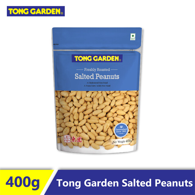 [LazChoice]Tong Garden Salted Peanut 400G