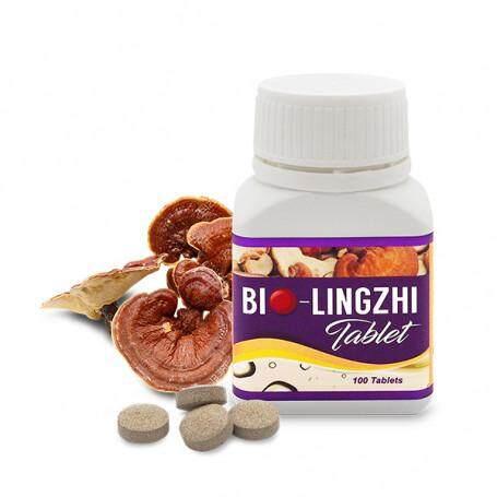 BIO - Lingzhi 100's 灵芝片剂