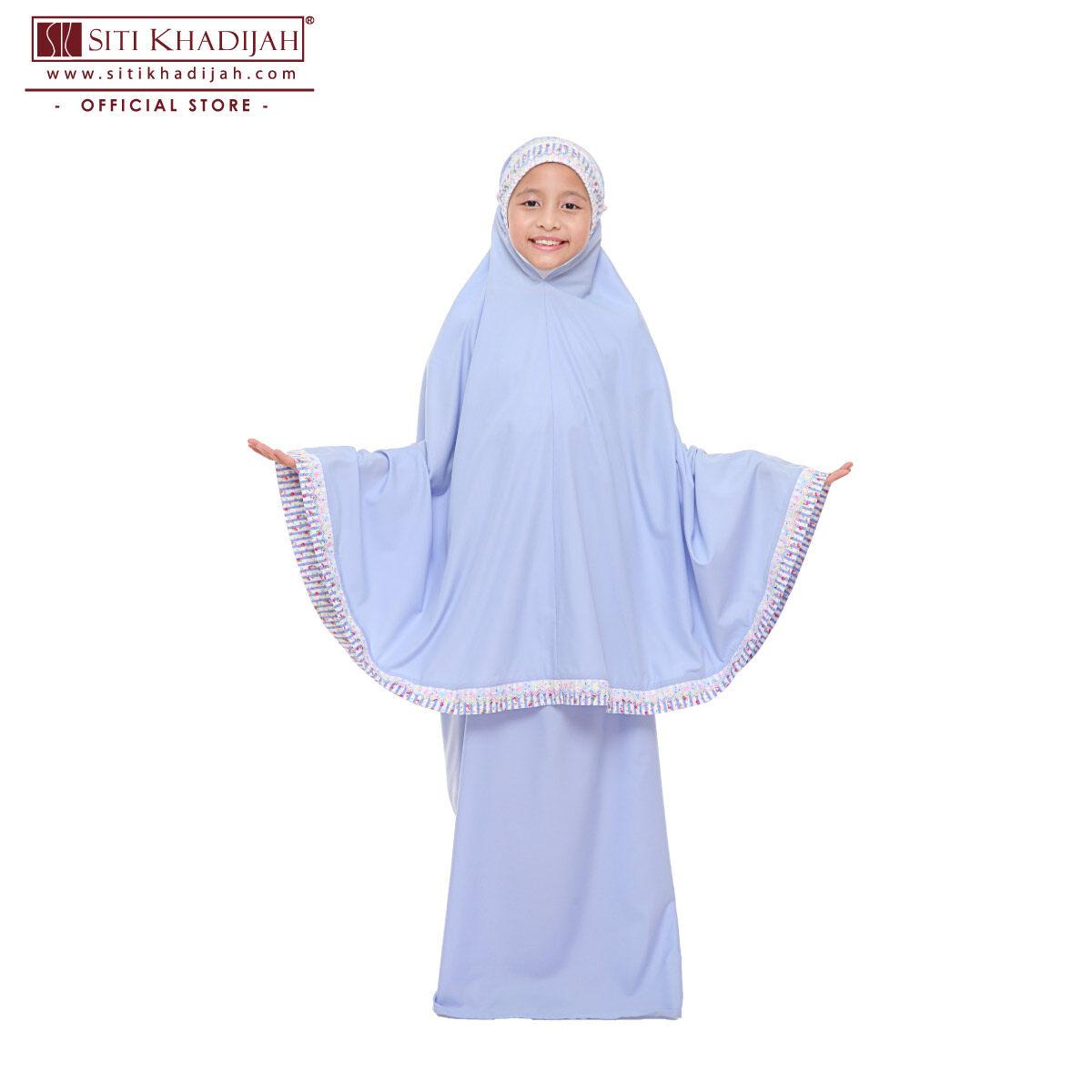 Telekung Siti Khadijah Kids Qaleisya (One Set)