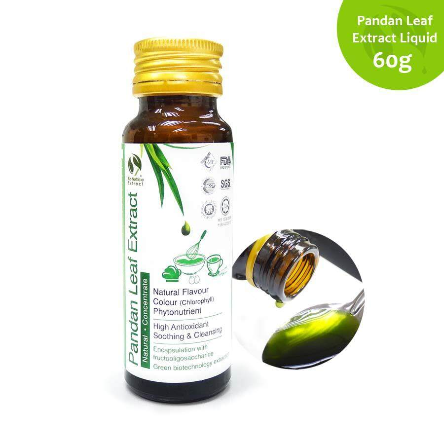 [MPLUS] BIO NUTRICIA FRESH NATURAL PANDAN LEAF EXTRACT CONCENTRATE 60G