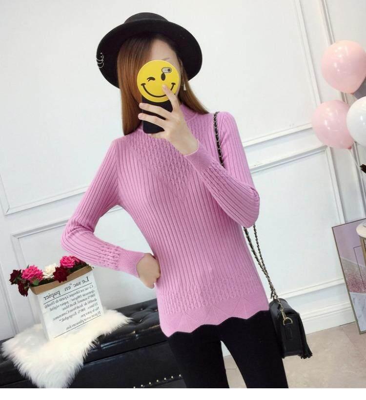 (Pre Order14 Days JYS Fashion Korean Style Women Knit TopCollection526-2755col525a-2755--Pink -L