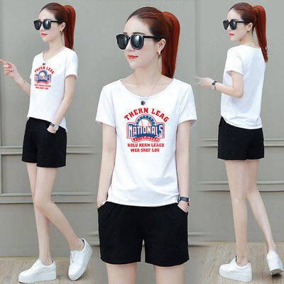 (Pre Order 14 Days) JYS Fashion Korean Style Women Sport Wear Set Collection 540 - 4445 Design 4