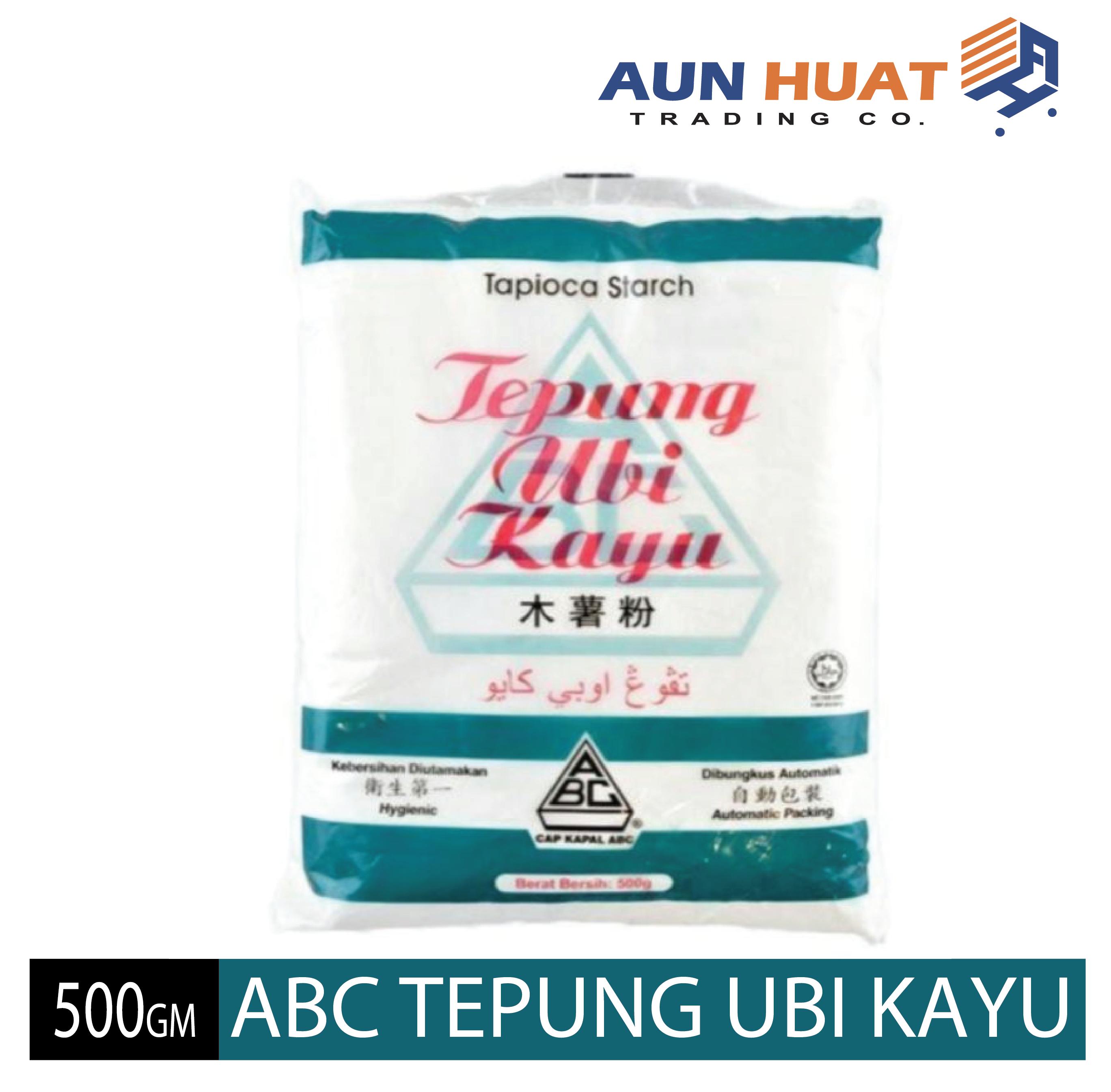 Cap Kapal ABC Tepung Ubi Kayu 500g / TAPIOCA STARCH