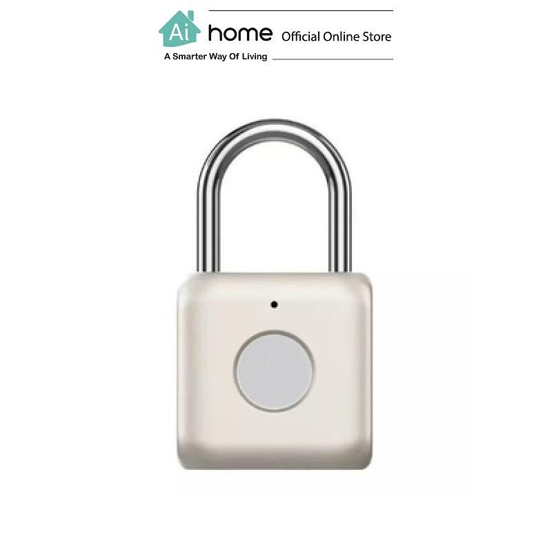UODI Kitty Smart Fingerprint Padlock with 1 Year Malaysia Warranty [ Ai Home ] UFPG